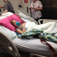 Ashtyn Going To PICU