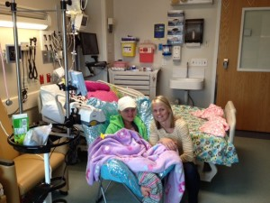 Ashtyn And Suz Back In The Hospital