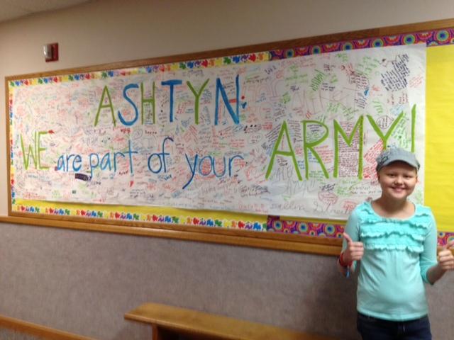 We Love Ashtyn's Army